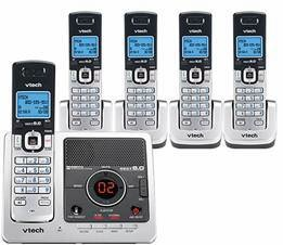 VTech Cordless Base Station + Multiple=